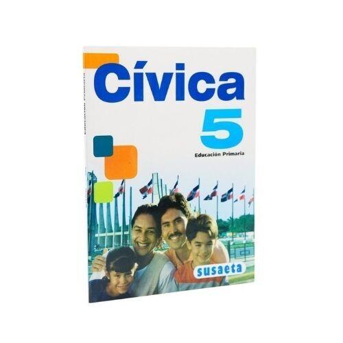 Civica 5. Educacion Primaria. Susaeta