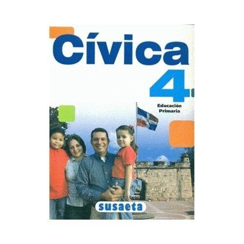 Civica 4. Educacion Primaria. Susaeta