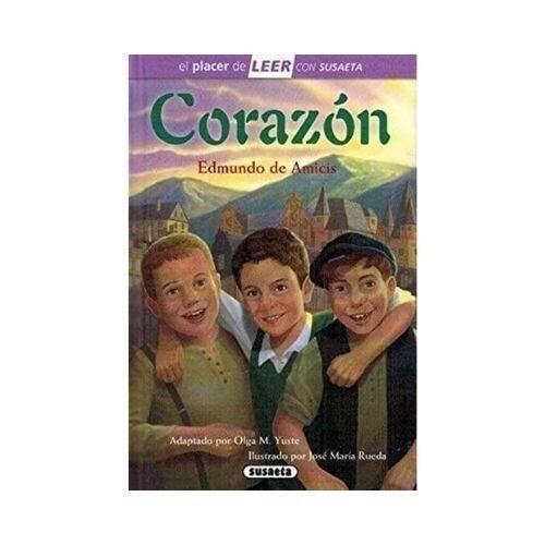 Corazon (Leer con Susaeta)