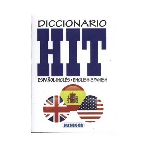 Diccionario HIT (Ingles-Español). Susaeta