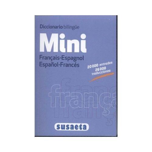 Diccionario Bilingue Mini (Español-Frances). Susaeta