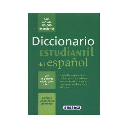 Diccionario Estudiantil del Español. Susaeta