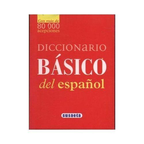Diccionario Basico del Español. Susaeta