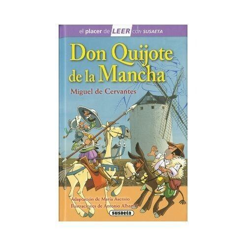 Don Quijote de la Mancha (Leer con Susaeta)