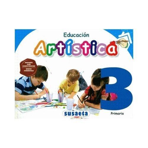 Educacion Artistica 3. Primaria. Susaeta