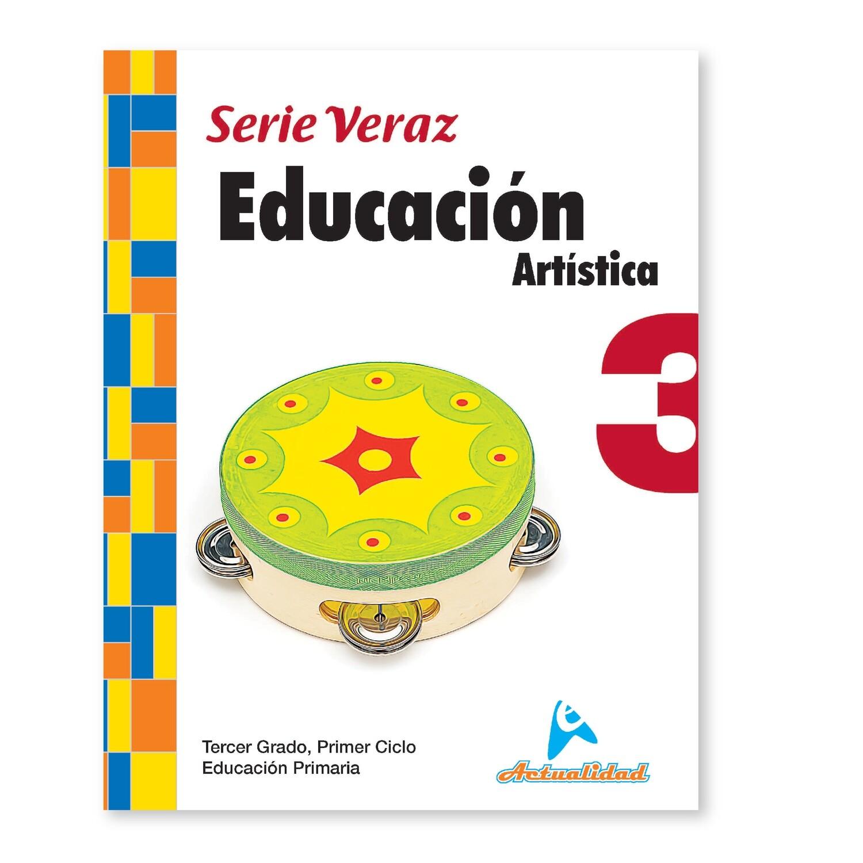 Educacion Artistica 3. Serie Veraz. Primaria. Actualidad