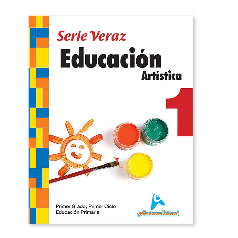 Educacion Artistica 1. Serie Veraz. Primaria. Actualidad