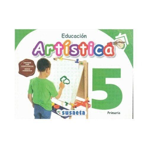 Educacion Artistica 5. Primaria. Susaeta