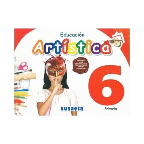 Educacion Artistica 6. Primaria. Susaeta