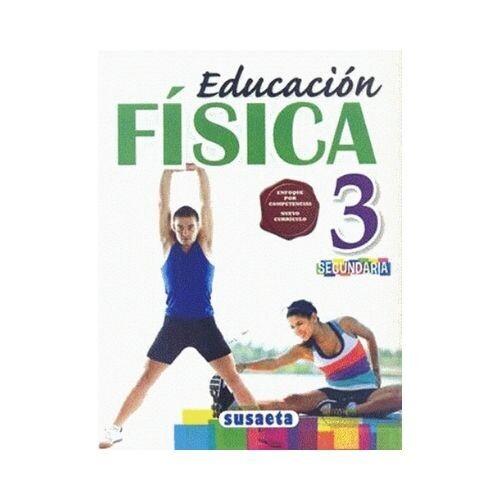 Educacion Fisica 3. Secundaria. Susaeta