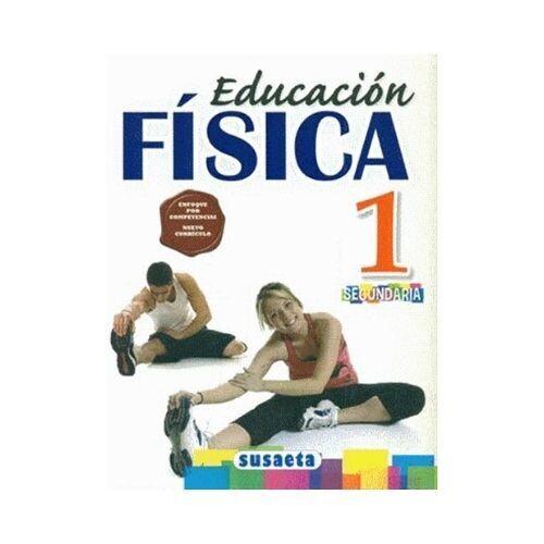 Educacion Fisica 1. Secundaria. Susaeta