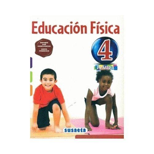 Educacion Fisica 4. Primaria. Susaeta
