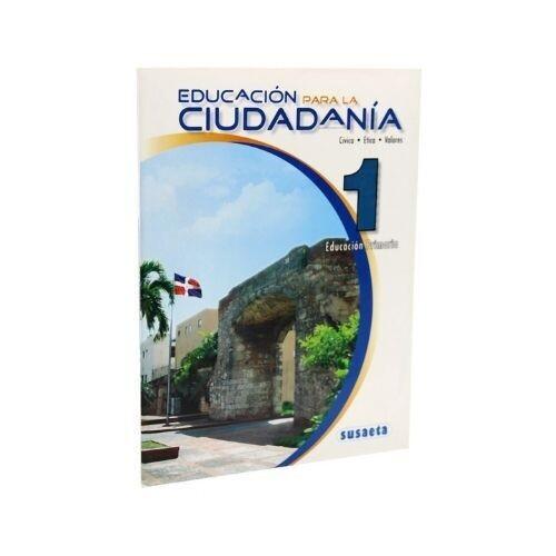 Educacion para la Ciudadania 1. Susaeta