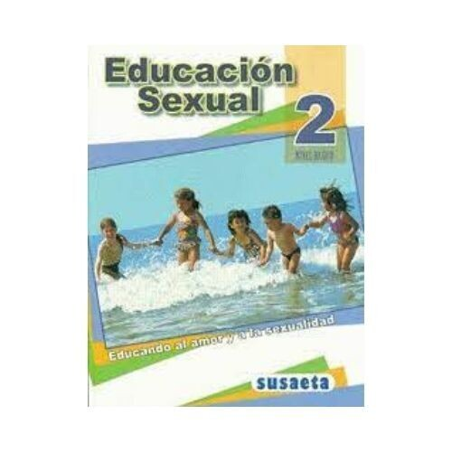 Educacion Sexual 2. Primaria. Susaeta