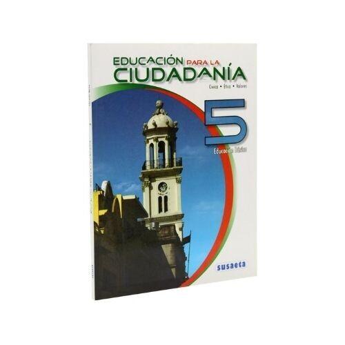 Educacion para la Ciudadania 5. Susaeta
