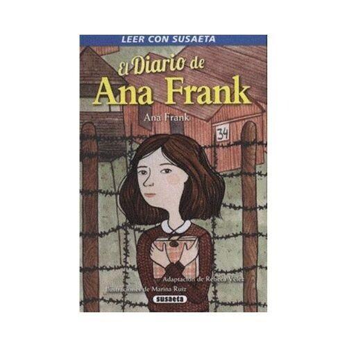 El Diario de Ana Frank (Leer con Susaeta)
