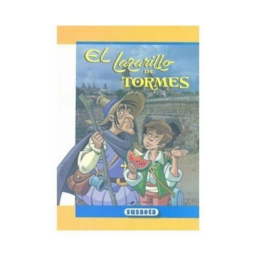 El Lazarillo de Tormes (Biblioteca Susaeta)