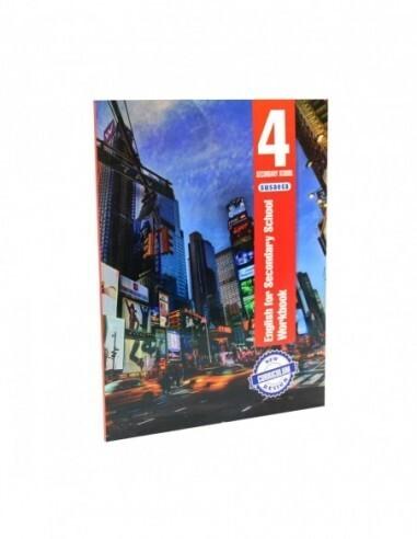 English for Secondary 4 - Workbook. Susaeta