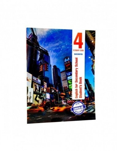 English for Secondary 4 - Student's Book. Susaeta