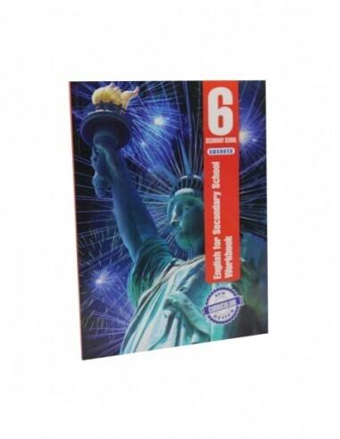 English for Secondary 6 - Workbook. Susaeta