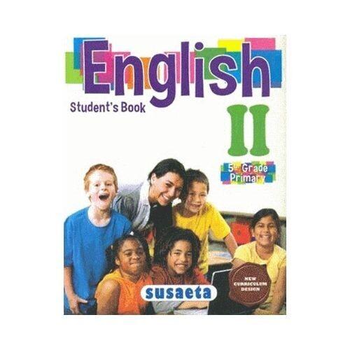 English II (5th Grade) - Student's Book. Susaeta