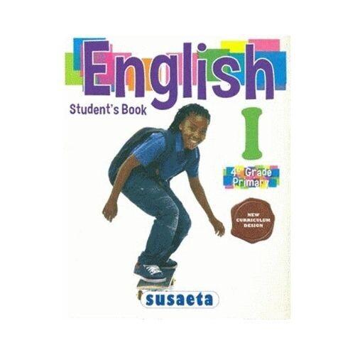 English I (4th Grade) - Student's Book. Susaeta