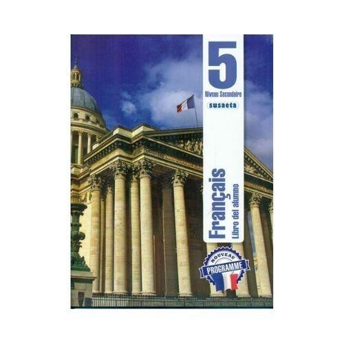 Francais (Frances) No. 5. Libro del Alumno. Secundaria. Susaeta