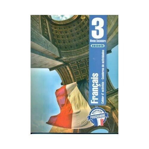 Francais (Frances) No. 3. Cuaderno de Actividades. Secundaria. Susaeta