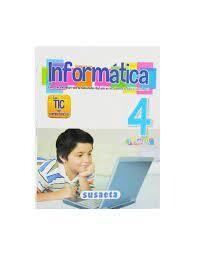Informatica No. 4. Primaria. Susaeta