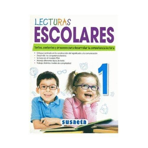 Lecturas Escolares No. 1. Susaeta