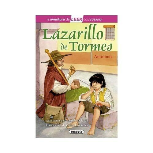Lazarillo de Tormes (Leer con Susaeta)