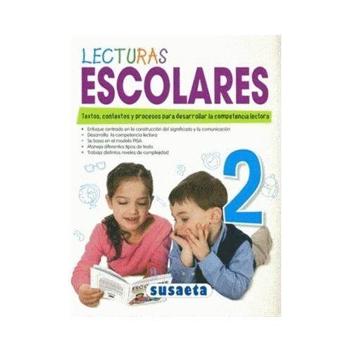 Lecturas Escolares No. 2. Susaeta