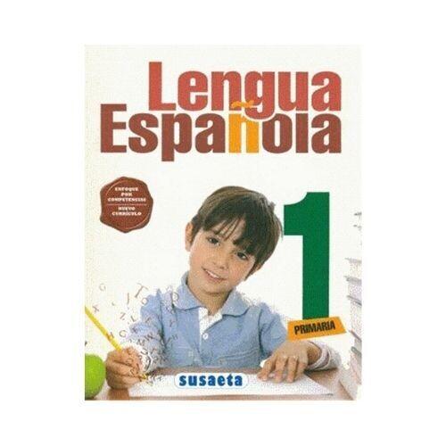 Lengua Española 1. Primaria. Susaeta