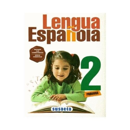 Lengua Española 2. Primaria. Susaeta