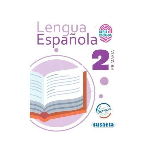 Lengua Española 2. Primaria. Serie Huellas. Susaeta