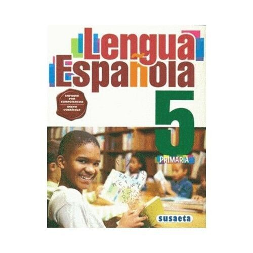 Lengua Española 5. Primaria. Susaeta