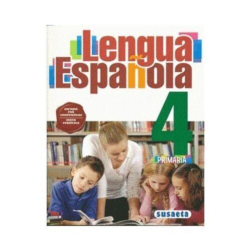 Lengua Española 4. Primaria. Susaeta