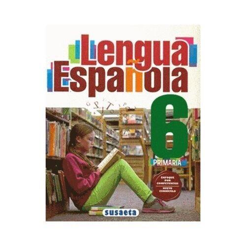 Lengua Española 6. Primaria. Susaeta
