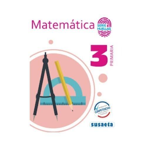 Matematica 3. Primaria. Serie Huellas. Susaeta