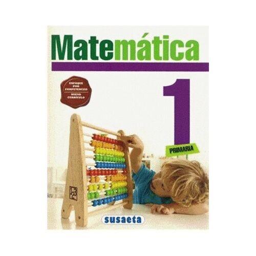 Matematica 1. Primaria. Susaeta