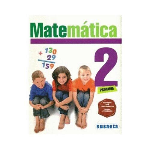 Matematica 2. Primaria. Susaeta
