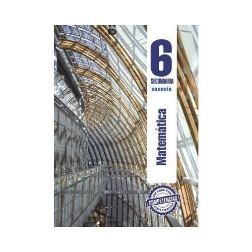 Matematica 6. Secundaria. Susaeta