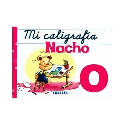 Mi Caligrafia Nacho No. 0. Susaeta