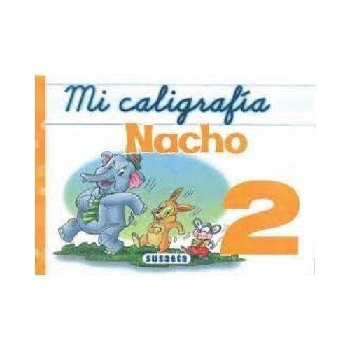 Mi Caligrafia Nacho No. 2. Susaeta