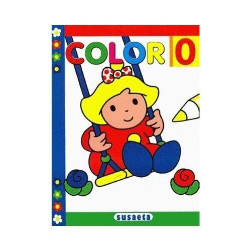 Color No. 0. Nivel Inicial. Susaeta