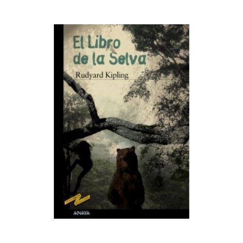 El Libro de la Selva. Anaya
