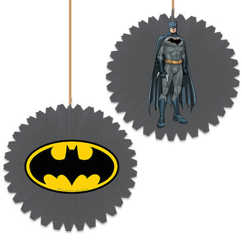Abanicos Colgantes Batman 2/1