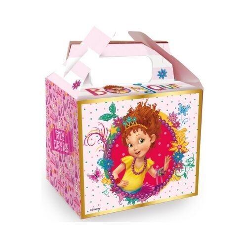 Caja Para Dulces Fancy Nancy 6/1