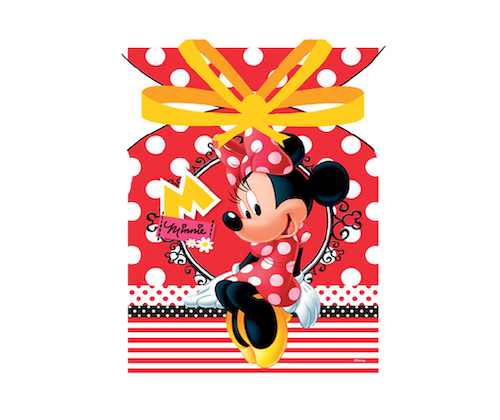 Bolsita Plastica Minnie 12/1