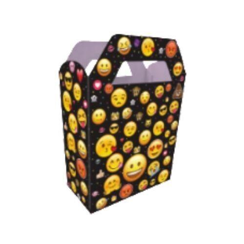 Caja Para Dulces Emoji 10/1